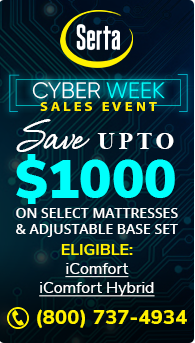 Cyber Week Sales Event
