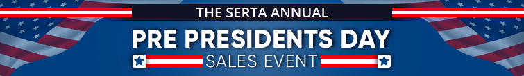 Pre Presidents Day Sales Event
