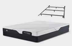 Mattress & Box Spring + Frame