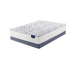 Full Size Low Profile 5.5 in Mattress Sets  serta select 300 firm