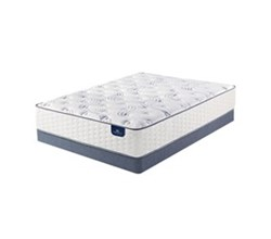 Serta California King Size Luxury Plush Mattress and Boxspring Sets serta select 300 plush