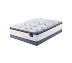 King Size Plush Super Pillow Top Mattress and Box Spring Sets serta select 500 plush spt