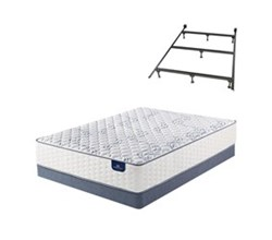 Queen Size Extra Firm Mattress and Box Spring Sets with Bed Frame serta select 500 xf