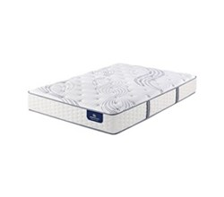 TwinXL Size Plush Mattress Only serta elite 600 plush