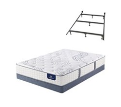Serta Mattresses and Low Profile Box Spring Sets W Frame serta elite 600 luxury firm
