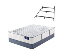 Queen Size Extra Firm Mattress and Box Spring Sets with Bed Frame serta elite 700 extra firm