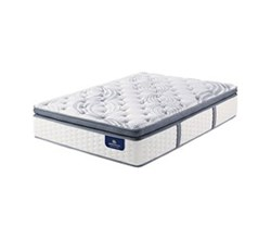 Serta King Size Firm Super Pillow Top Mattresses serta elite 800 firm spt