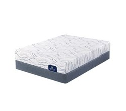 Serta King Size Luxury Firm Mattress and Boxspring Sets serta foam 400 luxury firm