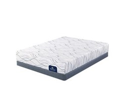 Full Size Low Profile 5.5 in Mattress Sets  serta foam 400 luxury firm