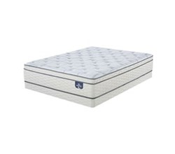 Serta TwinXL Size Luxury Firm Mattress and Box Spring Set  serta euro top 300