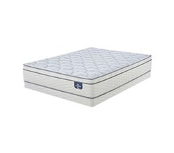 Full Size Low Profile 5.5 in Mattress Sets  serta euro top 200