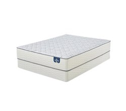 Serta TwinXL Size Luxury Firm Mattress and Box Spring Set  serta firm 200