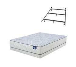 Serta Mattresses and Low Profile Box Spring Sets W Frame serta firm 300