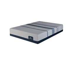 Serta Twin Extra Long Luxury Plush Mattress Only serta icomfort blue max 3000