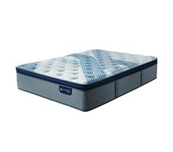 Serta Queen Size Plush Super Pillow Top Mattress Only  serta icomfort blue fusion 1000 ppt