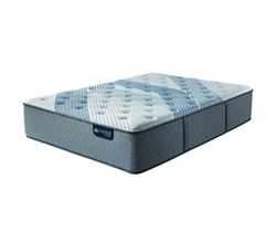 Serta King Size Luxury Firm Mattresses serta icomfort blue fusion 1000 lf