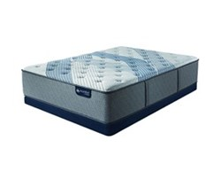 Queen Size Low Profile 5.5 in Mattress Sets  serta icomfort blue fusion 1000 lf