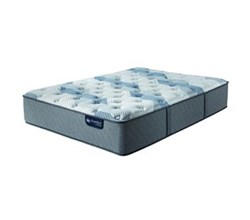 Serta California King Size Mattress Only serta icomfort blue fusion 200 pl