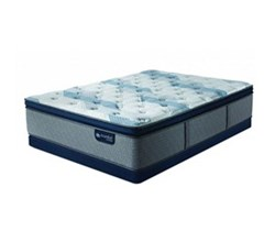 Serta Mattresses and Low Profile Box Spring Sets serta icomfort blue fusion 300 ppt
