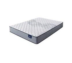 Serta Queen Size Extra Firm Mattress perfect sleeper elkins II f