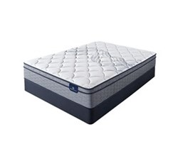 Cal King Size Standard Height 9 in Mattress Sets  perfect sleeper elkins ii pet