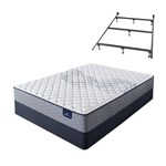 Serta Elkins II PL Twin STD Set w Frame Serta Perfect Sleeper