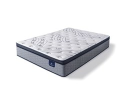 Serta Twin Size Firm Super Pillow Top Mattresses  perfect sleeper select kleinmon ii fpt