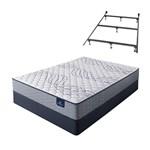 Serta Kleinmon II F Queen STD Set w Frame Serta Perfect Sleeper Select