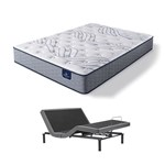 Serta Kleinmon II PL Queen Mattress w AM Base Serta Perfect Sleeper Se