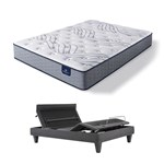 Serta Kleinmon II PL TwinXL Mattress w BL Base Serta Perfect Sleeper S