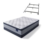 Serta Kleinmon II PPT King LP Set w Frame Serta Perfect Sleeper Select