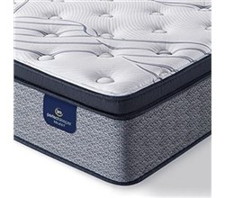 Serta Queen Size Plush Super Pillow Top Mattress and Adjustable Base perfect sleeper select kleinmon ii ppt