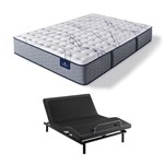 Serta Trelleburg II F Full w ME Base Serta Perfect Sleeper Elite
