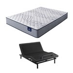 Serta Kleinmon II F Full w ME Base Serta Perfect Sleeper Select