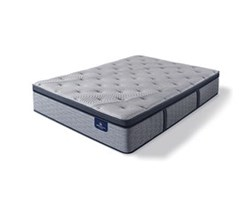 Serta King Size Firm Super Pillow Top Mattress perfect sleeper hybrid standale ii fpt