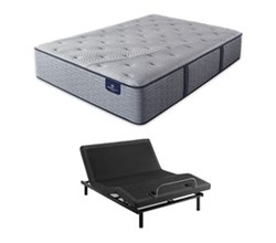 Serta Split King Size Luxury Firm Mattress and Adjustable Bases perfect sleeper hybrid standale ii lf