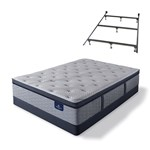 Serta Standale II PPT Cal King LP Set w Frame Serta Perfect Sleeper Hy