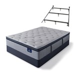 Serta Standale II PPT King STD Set w Frame Serta Perfect Sleeper Hybri