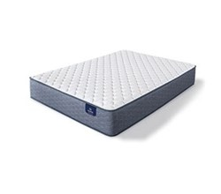 Serta King Size Extra Firm Mattress sleeptrue alverson ii f