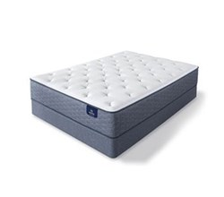 Twin Size Standard Height 9 in Mattress Sets sleeptrue alverson ii pl