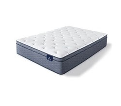 Serta King Size Luxury Firm Mattresses sleeptrue alverson ii fet