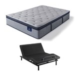Serta Standale II PPT Queen w ME Base Serta Perfect Sleeper Hybrid