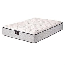 Serta Twin Size Luxury Plush Mattress Only serta pearson plush mattress only