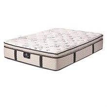 Serta Queen Size Super Pillow Top Mattresses serta darlington spt