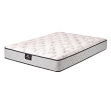 Serta Twin Size Luxury Plush Mattress Only serta vanburg plush mattress only