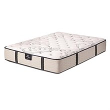 Serta Twin Size Luxury Plush Mattress Only serta green acres plush mattress only