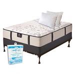 Serta Darlington TwinXL Firm Set Bundle Package Serta Perfect Sleeper