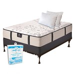 Serta Darlington King Firm Set Bundle Package Serta Perfect Sleeper Da