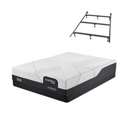 Mattress Box Spring Sets With Frame icomfort hybrid cf2000 firm